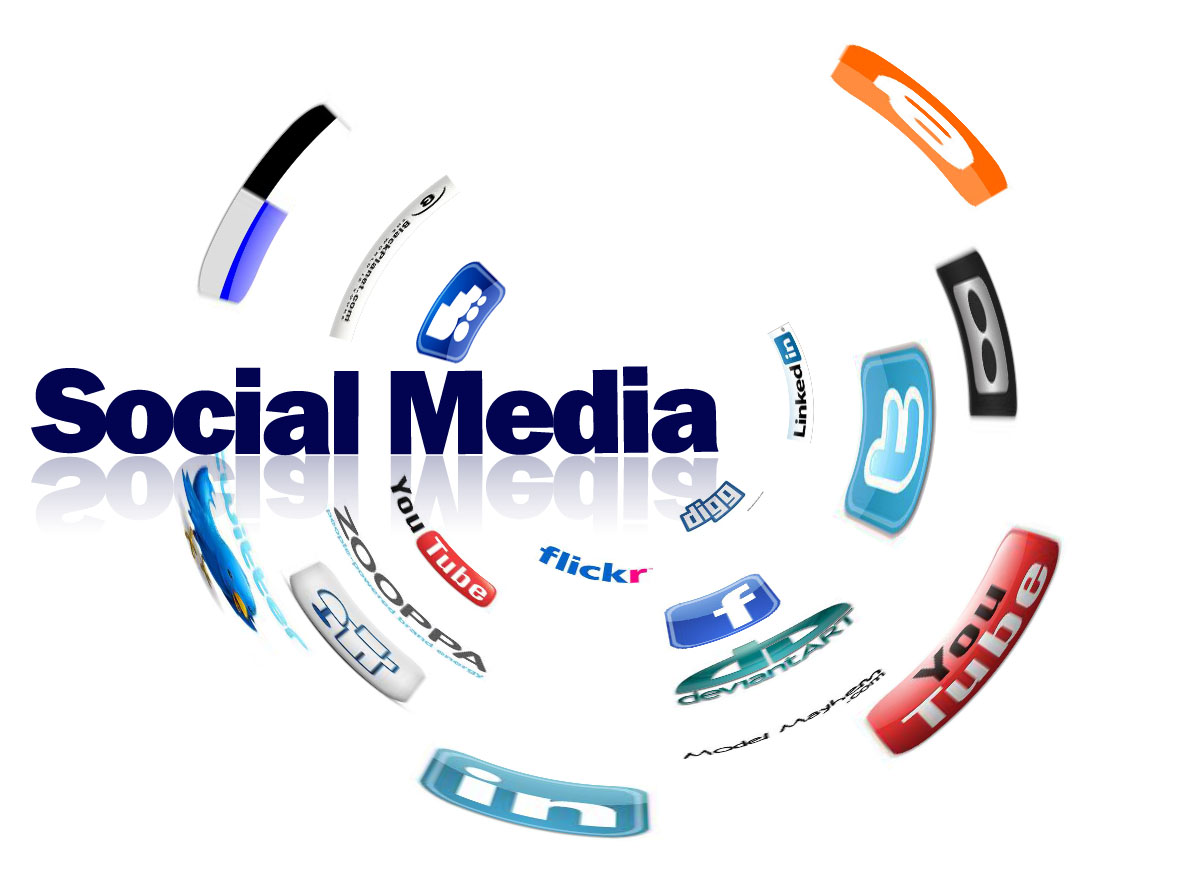 Top Social Media Sites For 2014
