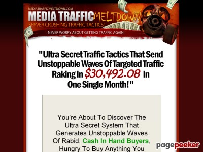 Media Traffic Meltdown :: Server Crushing Traffic Tactics