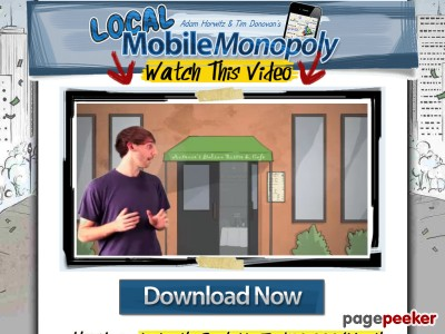 Local Mobile Monopoly – The Next MASSIVE Cash Wave of Mobile!