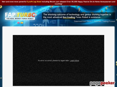 FAPTURBO 2 First Real Money Forex Trading Robot | Automated Forex Trading on AutoPilot