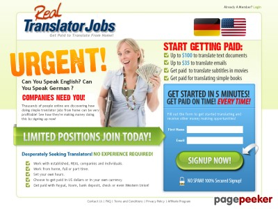 Real Translator Jobs – Get Paid To Translate