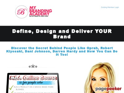 Course – My Branding Academy