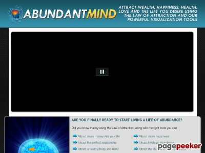 Abundant Mind – Law of Attraction Visualization Movies