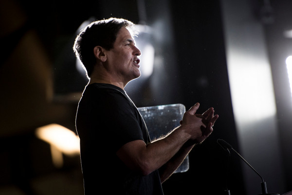 Extra Crunch Live: Join Mark Cuban for our live chat today at 11 am ET/8 am PT