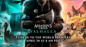 'Assassin's Creed: Valhalla' is set in the Viking Age