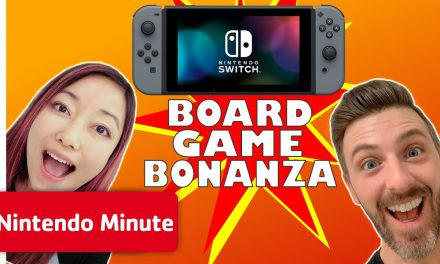Nintendo Switch Board Game Bonanza!