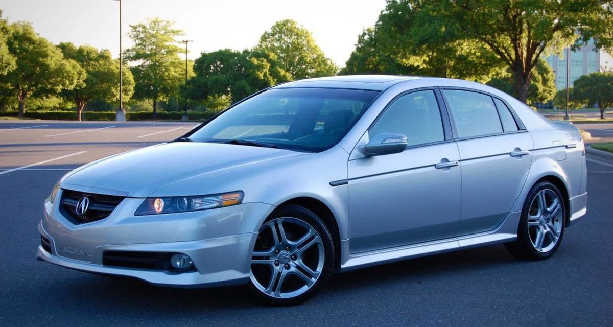 At $13,900, Could This 2007 Acura TL A-Spec Type S Be Your Type Of Deal?