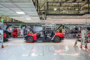 Elon Musk just put a new person in charge of production at Tesla's Fremont factory