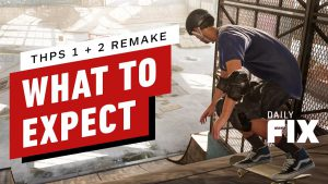 Will Tony Hawk's Pro Skater 1 and 2 Remake Live Up To Your Nostalgia?