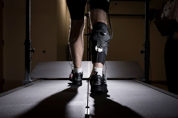 Robotic exosuits show 'immediate improvements' to walking speeds of stroke survivors
