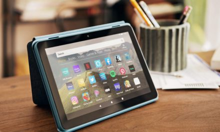 Amazon's new Fire HD 8 might be one of the best cheap tablets out there