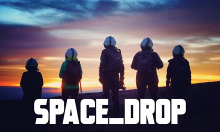 The new documentary 'Spacedrop' takes viewers inside a simulated space quarantine