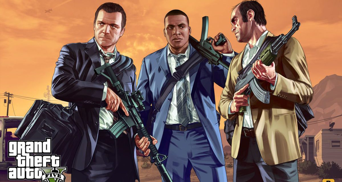 GTA 5 is free on PC today — but the Epic Games Store is down
