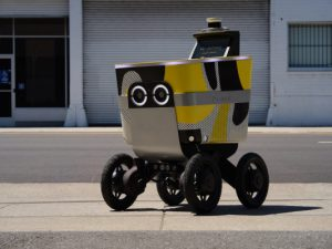 Help wanted: Autonomous robot guide