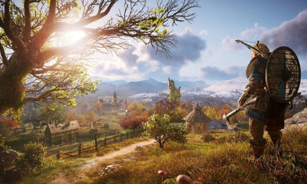 Assassin's Creed Valhalla Map Is Larger Than Odyssey's, According to Fan-Translated Interview