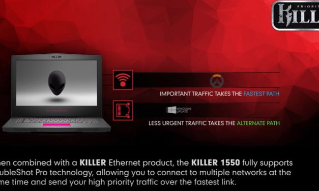 Intel acquires Rivet Networks, the maker of 'Killer' WiFi cards
