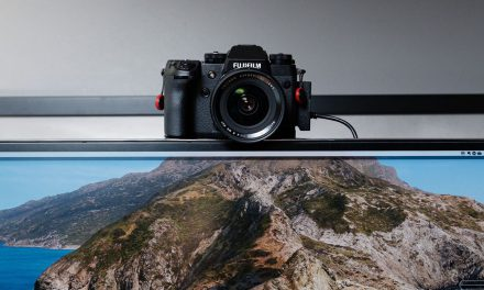 Fujifilm releases app to turn mirrorless cameras into webcams