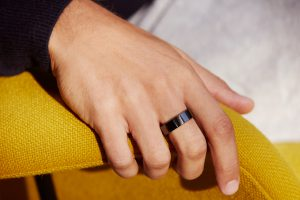 Researchers use biometrics, including data from the Oura Ring, to predict COVID-19 symptoms in advance