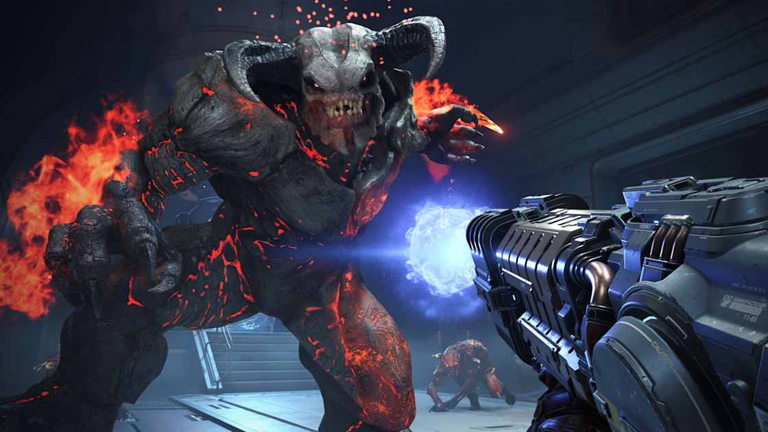 'Doom Eternal' isn't the 'Doom' sequel I wanted –