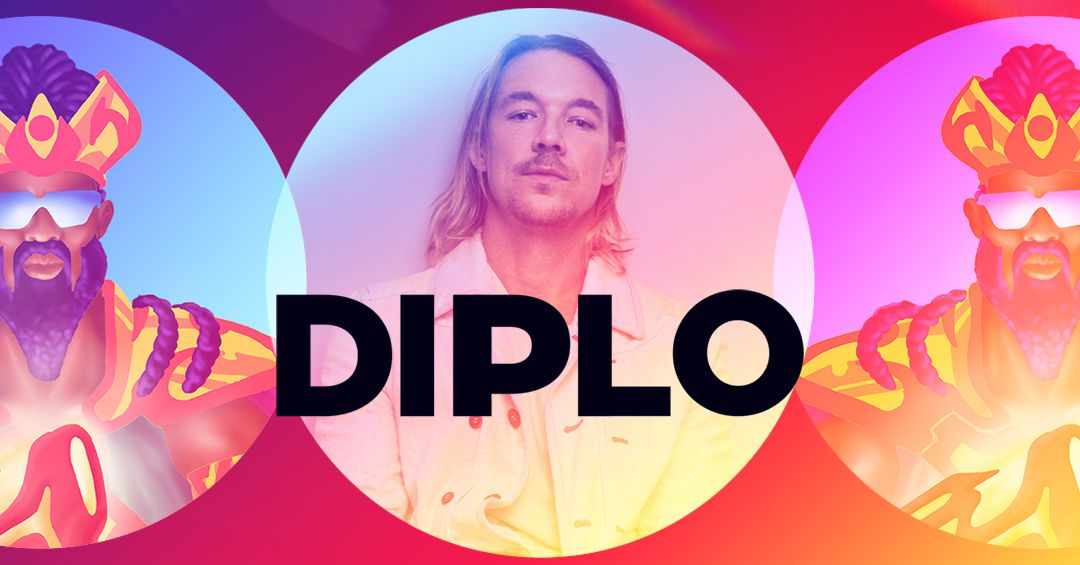 Fortnite is hosting a Diplo concert in its new party mode