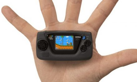 Sega Celebrates Its 60th Anniversary With A Micro Version Of The Game Gear