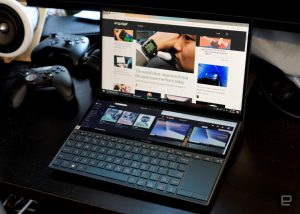 ASUS ZenBook Duo review: A dual-screen ultraportable with compromises