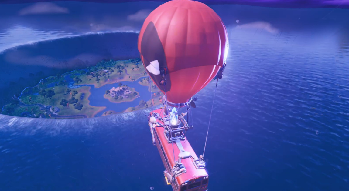 'Fortnite' is flooding
