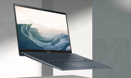 ASUS's latest ZenBooks are thin and light but don't skip on ports