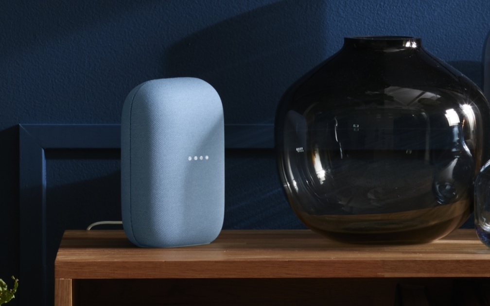 Google reveals its new Nest smart speaker