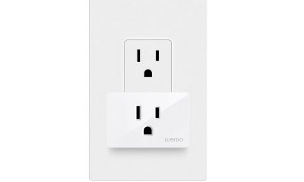 Wemo's new WiFi Smart Plug is smaller, cheaper, and available now