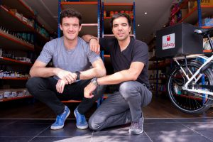 London-based Weezy raises seed funding for its 15-minute grocery delivery app