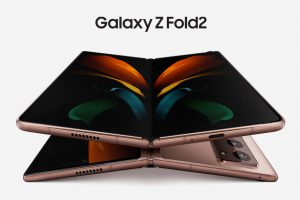 Samsung teases the bigger (and hopefully better) Galaxy Z Fold 2