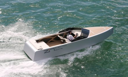 Zin Boats reinvents the electric speedboat in a bid to become the Tesla of the sea