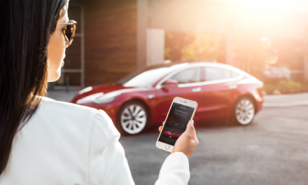 Elon Musk says 'embarrassingly late' two-factor is coming to Tesla app