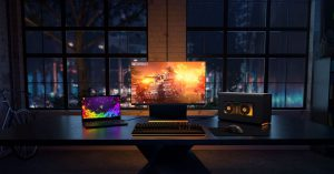 Gaming laptops and accessories, PC components on sale at Amazon