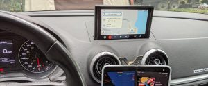 Microsoft's First Android Device Truly Upgrades the Android Auto Experience