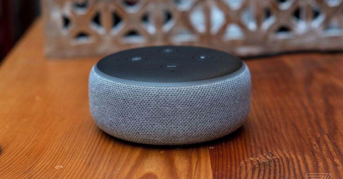 Don't worry, you can still buy a dot-shaped Amazon Echo Dot