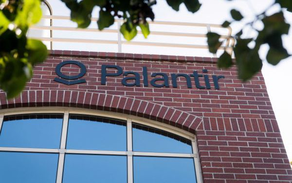 Palantir's reference price values it at roughly $16 billion